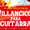 Libro de villancicos con acordes para guitarra