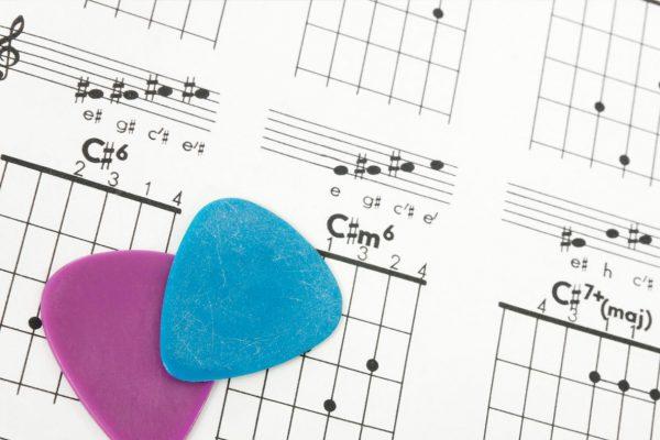 como leer tablaturas tabs de guitarra