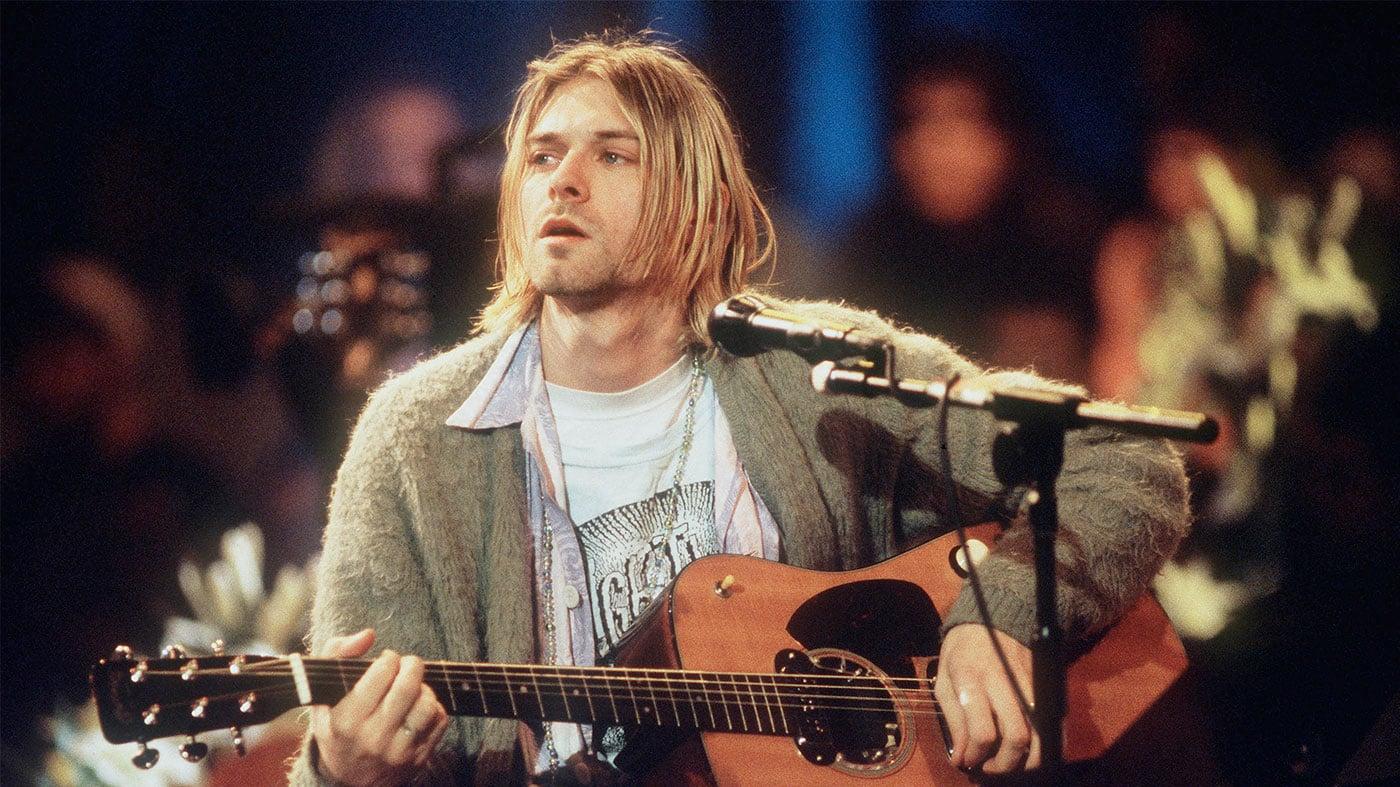 Tocar como Kurt Cobain no es fácil
