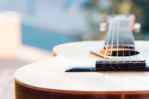 recopilatorio de melodías fáciles para guitarra