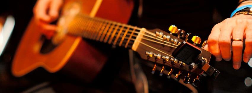 consejos básicos para afinar una guitarra