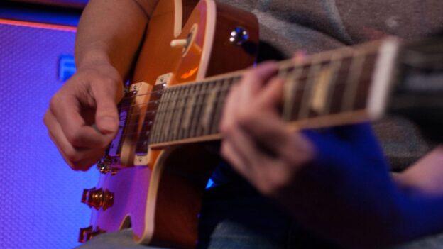 Curso de ritmo de guitarra