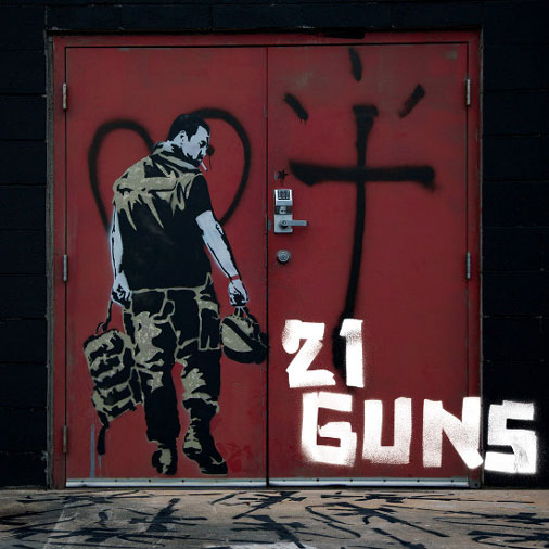 Cómo tocar 21 Guns, de Green Day