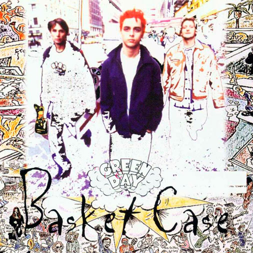 Cómo tocar Basket Case (acordes para guitarra) de Green Day