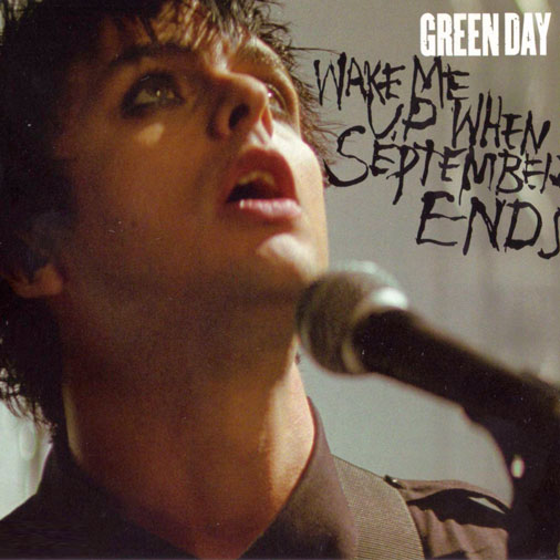 Cómo tocar Wake Me Up When September Ends (acordes para guitarra), de Green Day