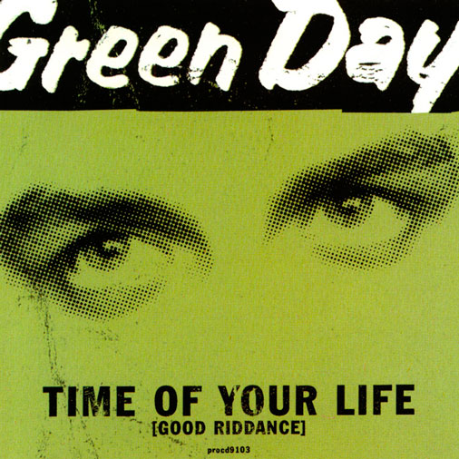 Cómo tocar Good Riddance (Time of Your Life) (acordes para guitarra), de Green Day