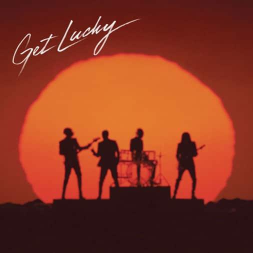 Daft Punk Get lucky acordes guitarra