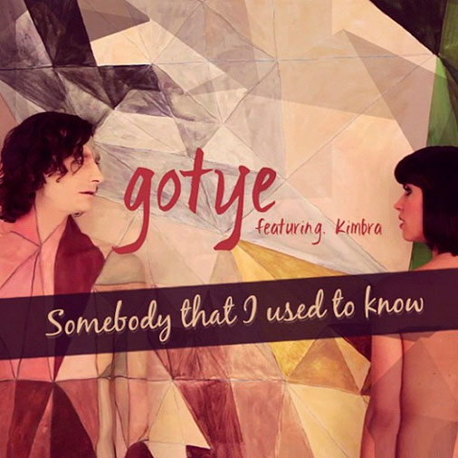 Cómo tocar Gotye Somebody Used To Know Guitarra