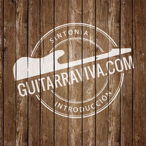 acordes guitarraviva sintonia intro