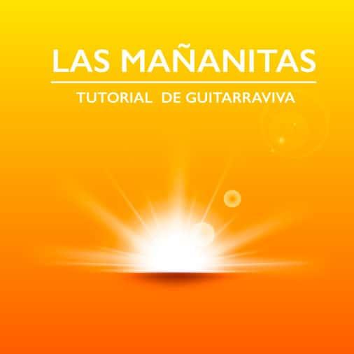 Cómo tocar Las Mañanitas (acordes para guitarra)