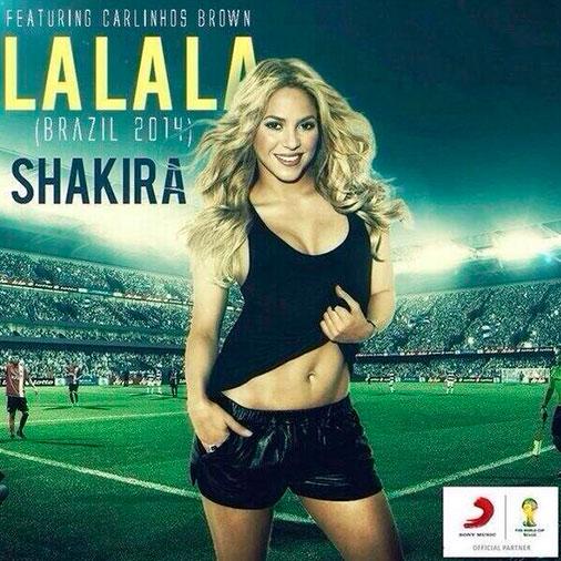 shakira-lalala