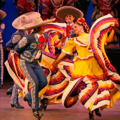 El Jarabe Tapatío (Clásico Mexicano)