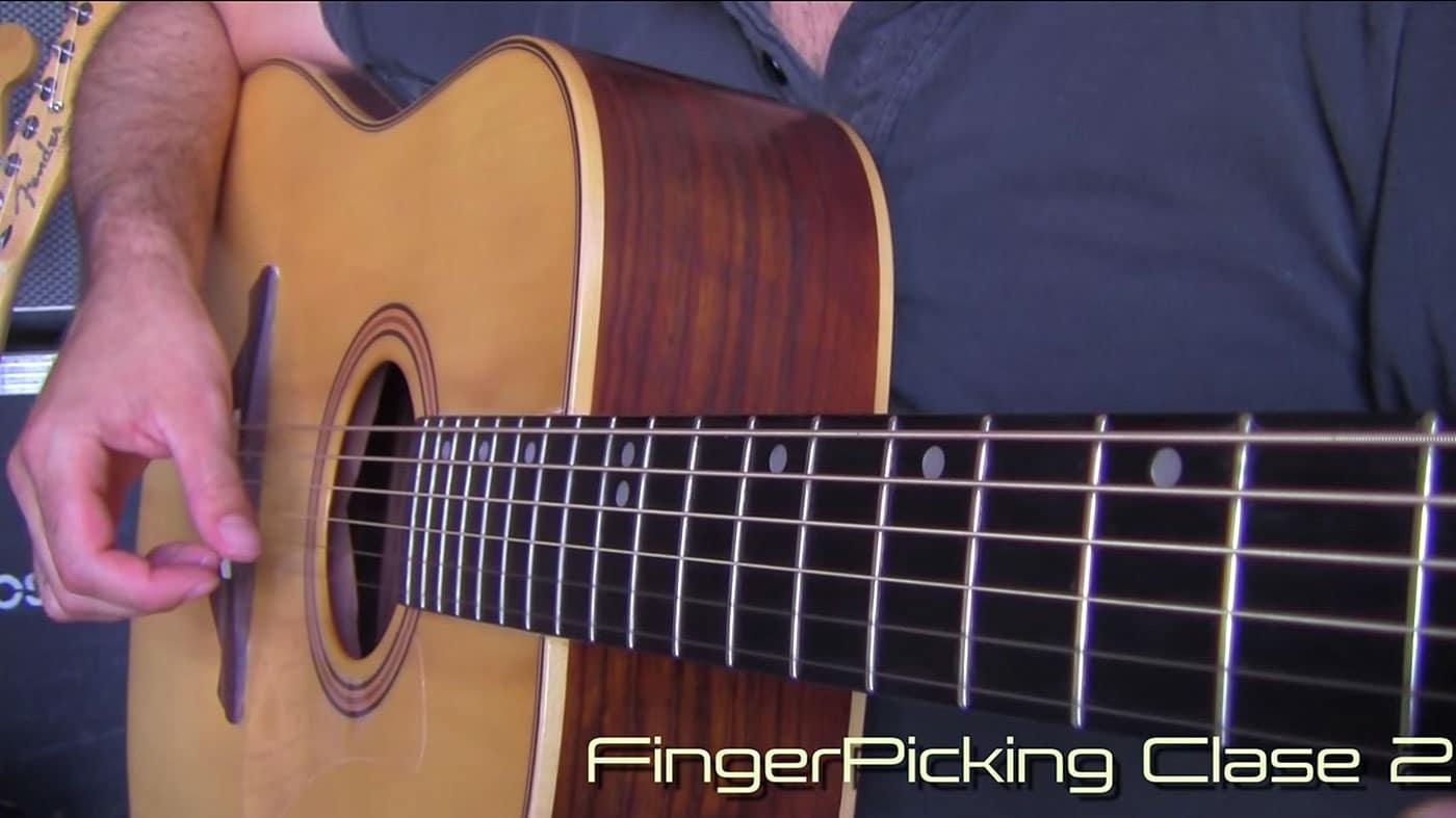 Fingerpicking Básico
