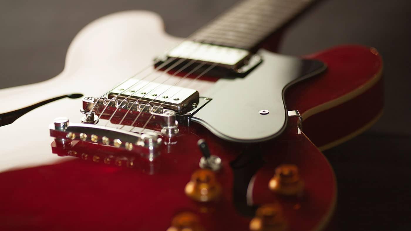 Afinación Drop D en guitarra