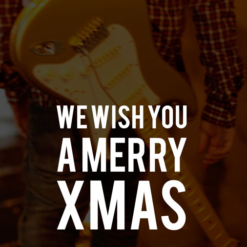 We Wish You A Merry Xmas (Rock)