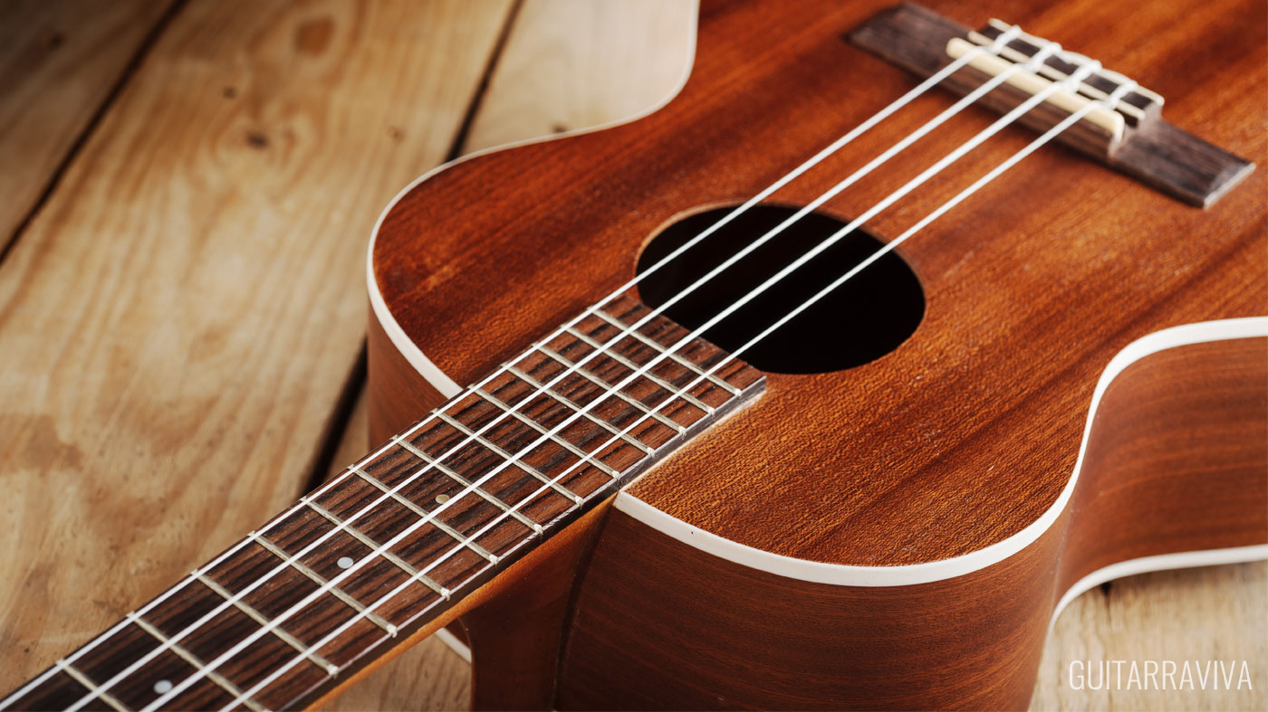 Cómo tocar el Ukelele si eres guitarrista