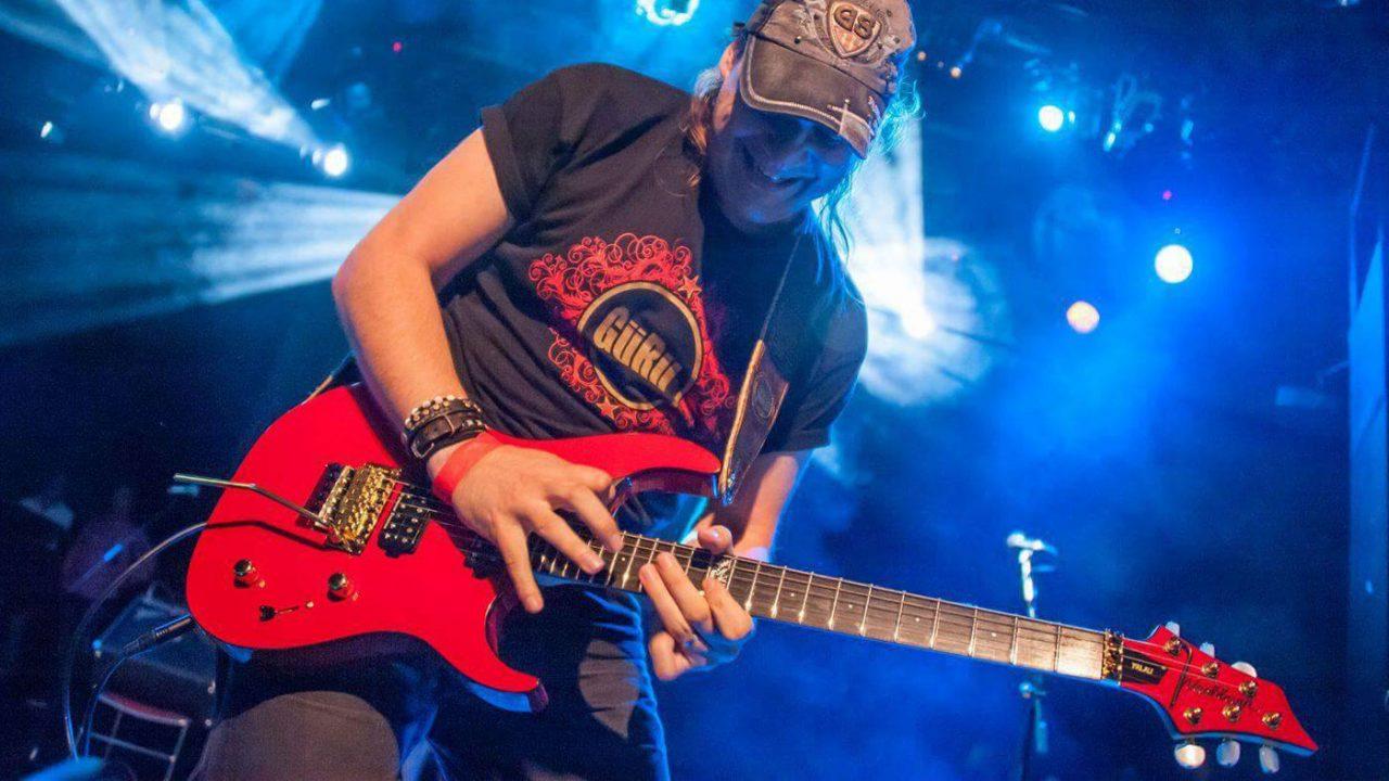 Entrevista a David Palau en Guitarraviva