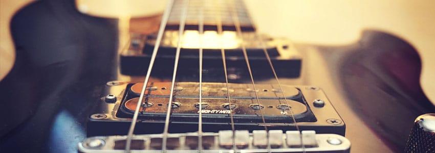 guía de compra de guitarras eléctricas, acústicas y clásicas