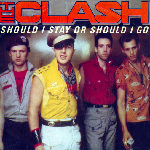 Cómo tocar Should I Stay or Should I Go (acordes para guitarra), de The Clash