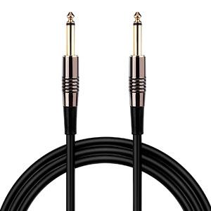 Guía de compra de cable de guitarra eléctrica