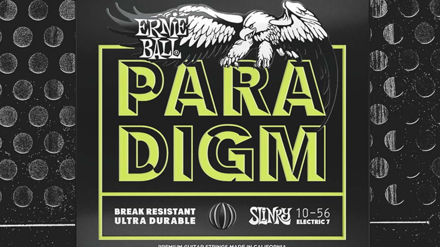 Review Ernie Ball Paradigm