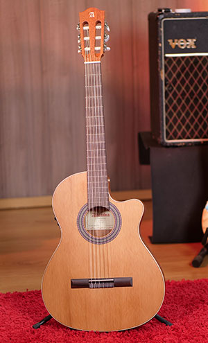 guitarra electroacústica Alhambra Z Nature CT EZ