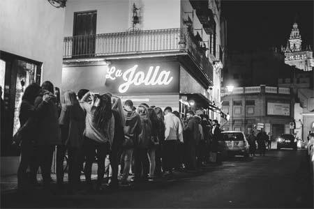 Evento Fiesta Celebración 2018 de Guitarraviva en La Jolla, Sevilla
