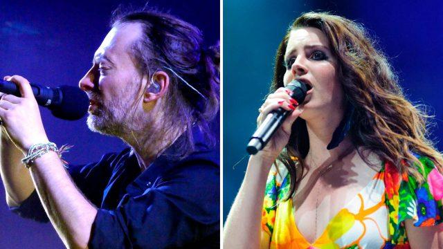 Radiohead demanda a Lana del Rey por el plagio de Creep