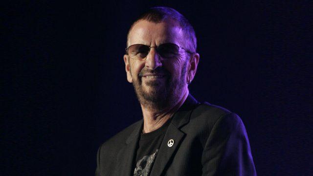 Ringo Starr es nombrado Sir, Caballero del Imperio Británico